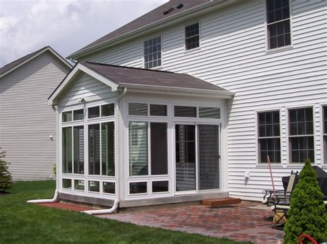 3 season porch designs enclosing a porch idea to make 3 season porch bistrodre