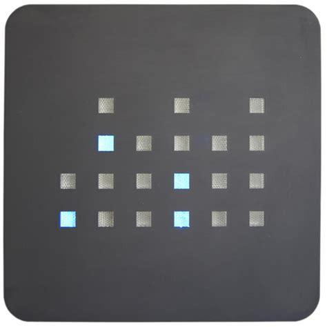 Mechanical Decor by Binary Wall Clock Getdigital