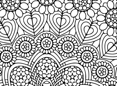 hippie mandala coloring pages sunflower weave sunflower coloring page mandala by candy