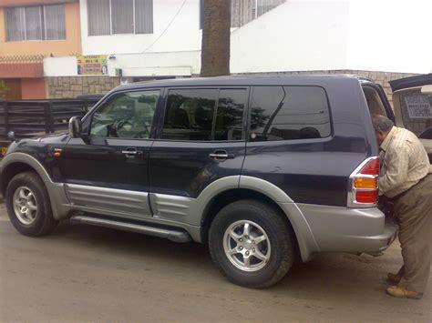 how to learn about cars 2001 mitsubishi pajero windshield wipe control mitsubishi pajero larga 2001