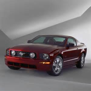 ford mustang 2005 present 5th generation amcarguide