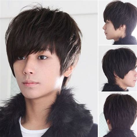 Best Short Hairstyles for Asian Men 2016 ? Men's