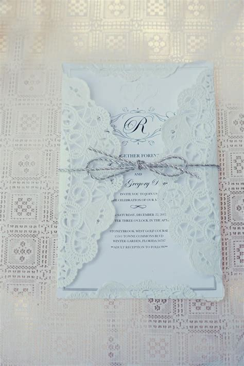 1000 ideas about doily invitations on wedding