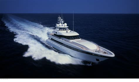 Eagle Detroit fraser yachts exhibits mega yachts worth more than 200