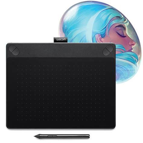 Tablet Wacom Intuos Pt Medium Cth 690 wacom intuos cth 690ak s pen and touch graphics tablet