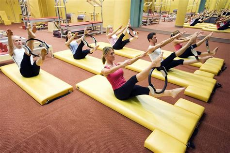 pilates room studios preparing for your beginners pilates class