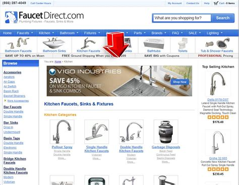 Coupon For Faucet Direct by Faucets Direct Coupon Code Mega Deals And Coupons