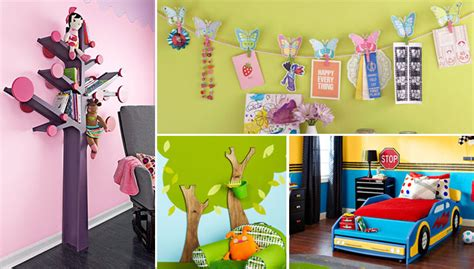 Decorating Ideas For Children S Rooms Children S Room Decor
