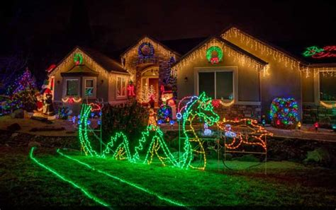 best christmas light displays in reno 11 best light displays in nevada 2016
