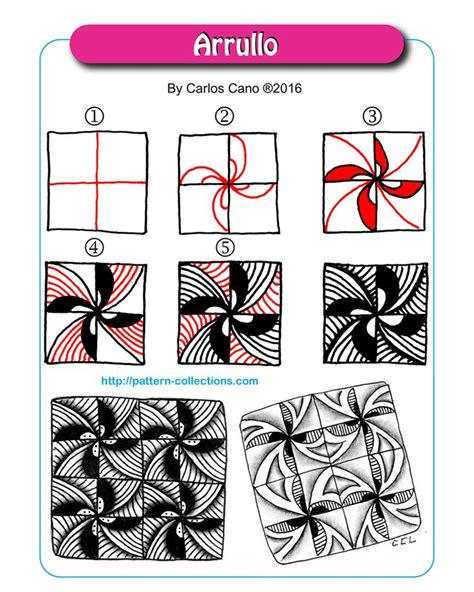 zentangle pattern collection 1366 best zentangle patterns collection com images on