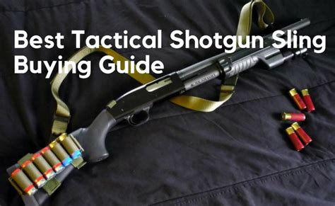 top 5 best tactical shotgun slings for the money reviews