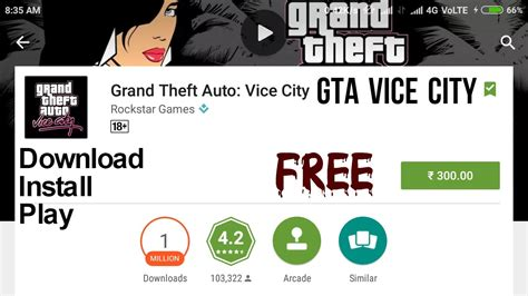 gta vice city free for android mobile how to install gta vice city free for any android device jpg android tricks