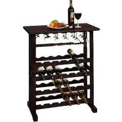 vinny 24 bottle wine rack finishes walmart
