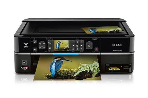 resetting wireless printer epson artisan 710 all in one printer inkjet printers
