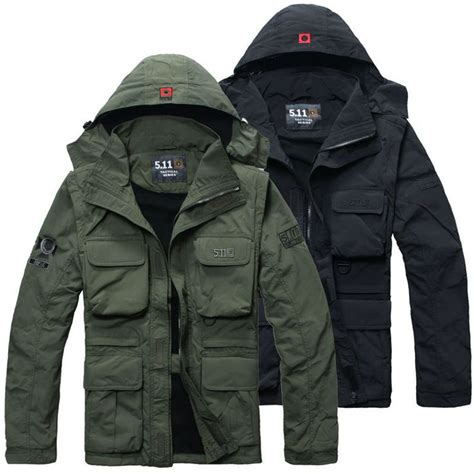 Jaket Army Bb 5 11 Tactical Jacket Gear Winter Jackets