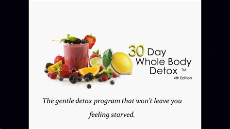 30 Day Whole Detox by 30 Day Whole Detox Coaching Program Overview