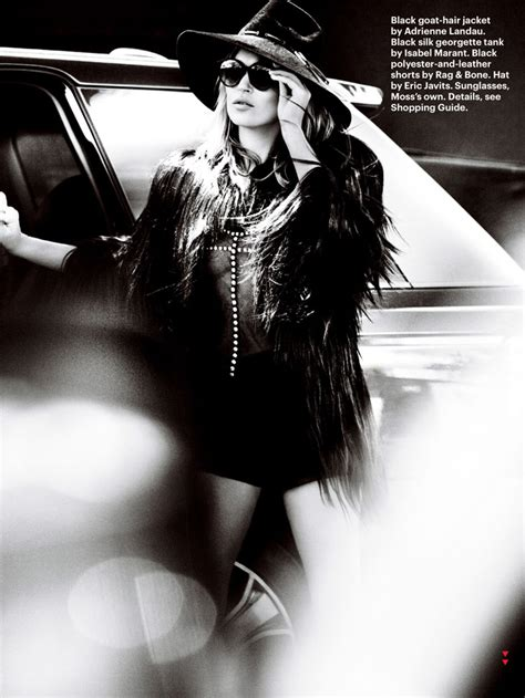 kate moss by mario kate moss for allure by mario testino
