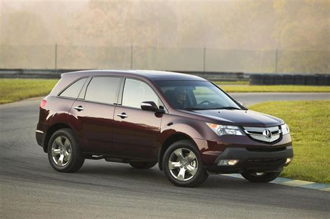 2009 acura mdx picture 299848 car review top speed