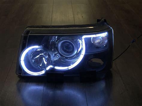 range rover sport headlight upgrade 25 best ideas about 2005 range rover on range