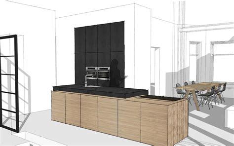 keuken massief hout massief houten keuken te vries studio sool