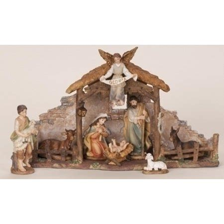 christmas stable walmart 9 inspirational gifts religious nativity set with stable walmart