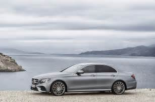 Mercedes E Class Pictures 2017 Mercedes E Class 31 Official Photos Hit The Web