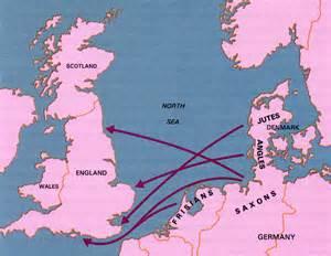 indo european migration into britain