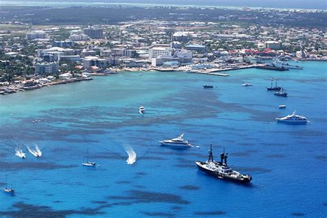 grand cayman port the cost of cruises planned caribbean port would destroy