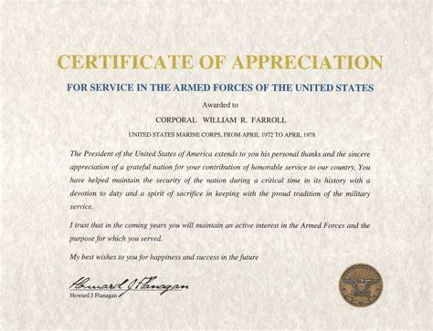 certificates for years of service oyle kalakaari co