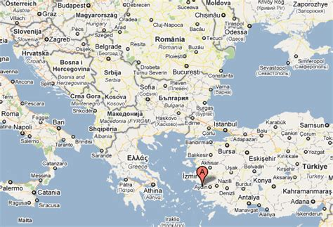ephesus map where is kusadasi complete kusadasi guide hotels restaurants beaches ephesus