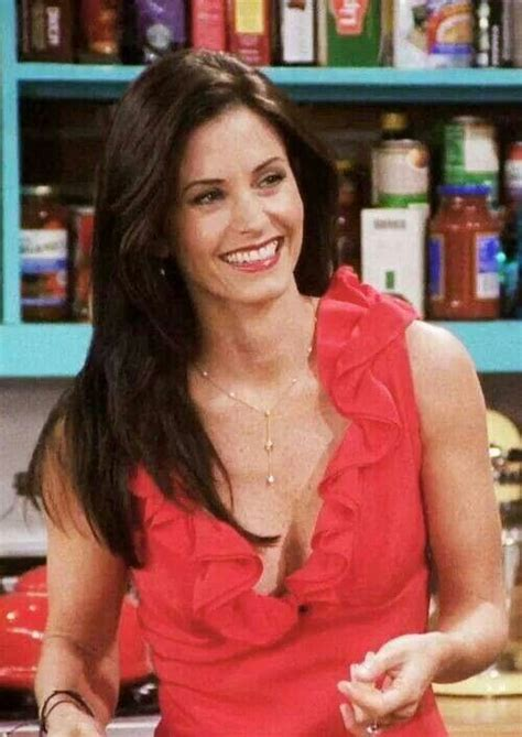 monica from friends looking back rachel and monica s fashion trends from
