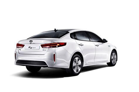 kia optima k5 hybrid revealed speed carz