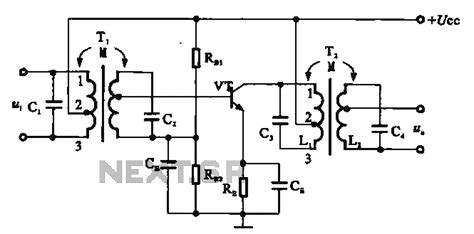 integrated circuit tuned lifier rf lifier circuit page 4 rf circuits next gr