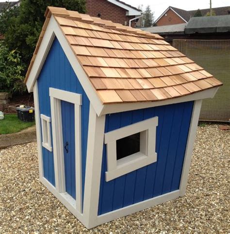 build  crooked playhouse plans woodworking