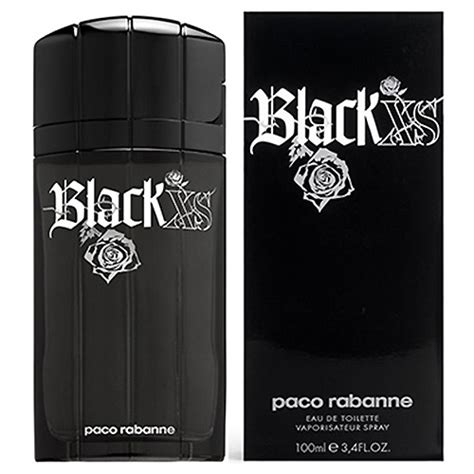 Parfum Paco Rabanne Xs paco rabanne black xs edt for fragrancecart
