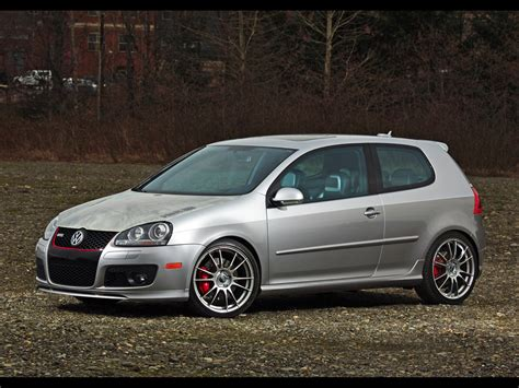 2007 H R Volkswagen Gti Project Side Angle 1280x960