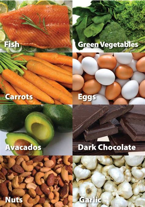 foods for better eyesight eat better see better midwest vision centers