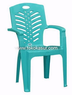 Kursi Plastik Elephant 809 warna hijau merah toko kasur bed murah
