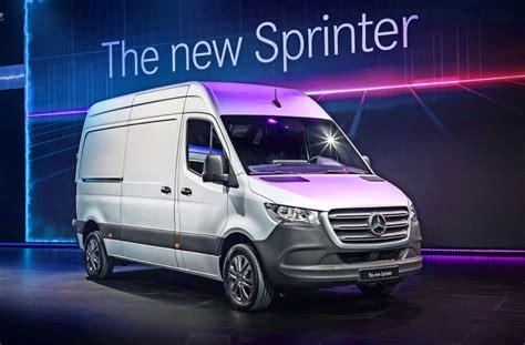 wann kommt der neue sprinter premiere beim transporter daimler neuer sprinter
