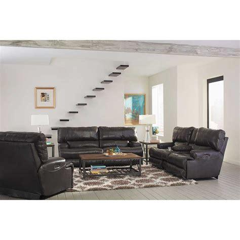 jackson furniture reclining sofa wembley steel leather reclining sofa 0k2 4581