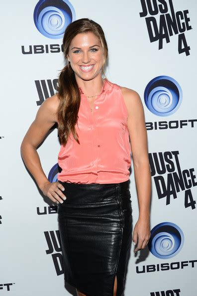alex morgan house alex morgan pictures launch of ubisoft s quot just dance 4 quot arrivals zimbio
