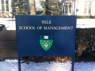 Yale Pre Mba by Yale School Of Management Pre Mba Leadership Program