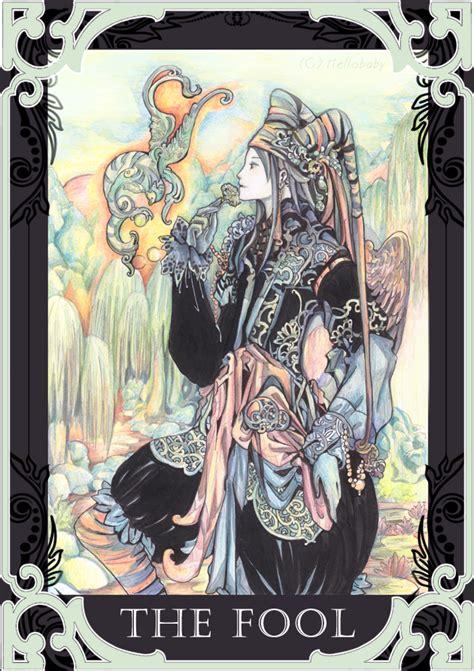 tarot art the fool tiana setka s divination blog