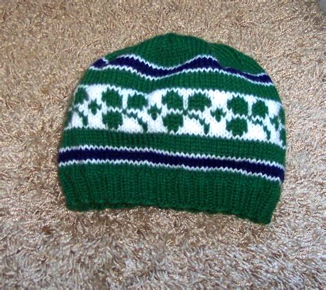 st st knitting ireland rugby hat all kinds of knitting