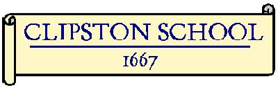 the seventh letter clipston school 1667 school endowed 1667