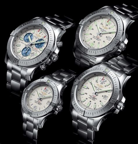 Top 7 Watches by Breitling Colt Watches For 2014 Fully Embrace High End
