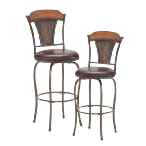 bed bath and beyond stools buy swivel bar stool from bed bath beyond