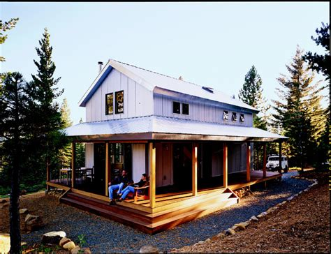 High Cabin by High Cabin Plans Available