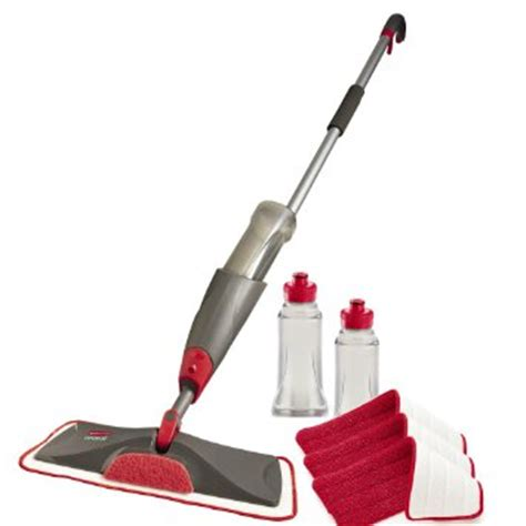 Rubbermaid Spray Mop Reveal 5 best mop for laminate floors reviews in my kitchen