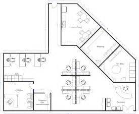 office floor plan ideas open office layout pinteres